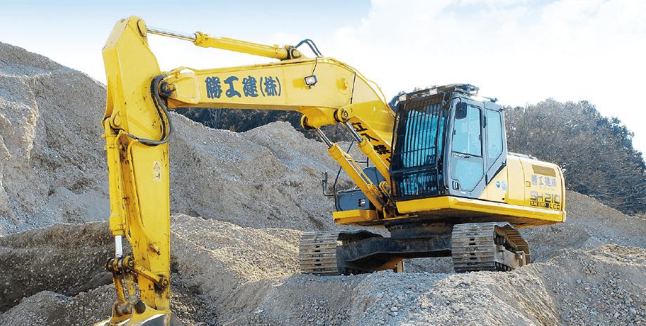 勝工建株式会社|土木工事の画像