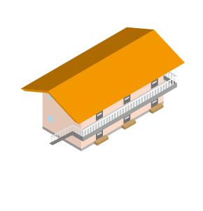 勝工建株式会社|解体工事アパートの画像